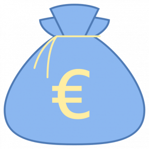 Vrecúško s peniazmi